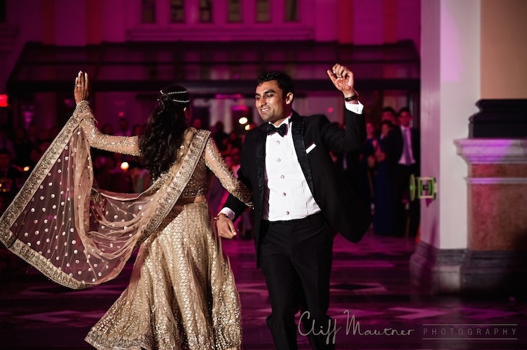 Traditional Indian Philadelphia Wedding By Cliff Mautner Photography