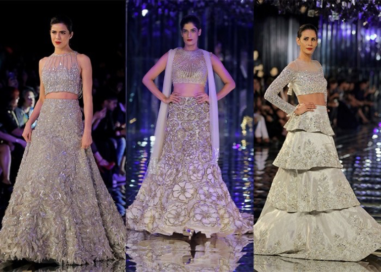 22362a3f1c2 Manish Malhotra s Dreamy Wedding Collection at India Couture Week 2017
