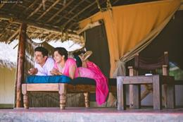 Gorgeous Multicultural Bangalore Indian Wedding by Pixel Story Photography