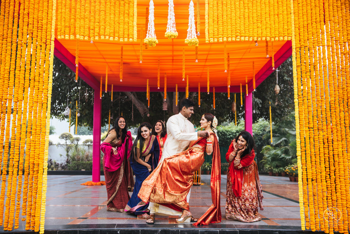 South Indian Wedding Ideas Totally Worth Stealing