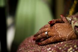 Colorful Muslim Wedding With Gorgeous Décor Details By F5 Weddings