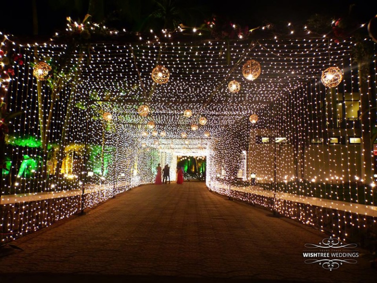 fairylights - Wishtree Weddings