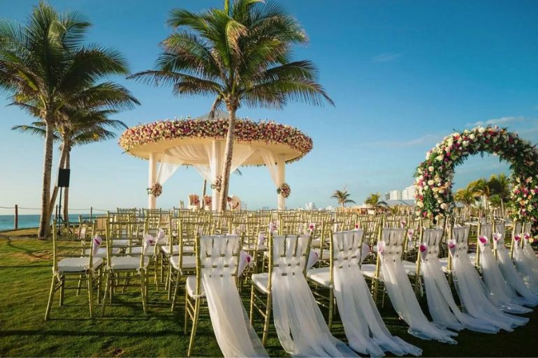 Indian destination wedding