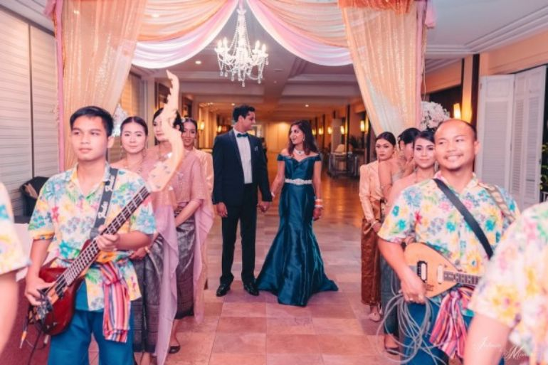 infinite memories - pattaya wedding