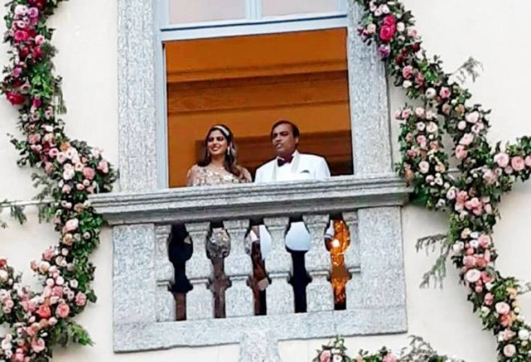 isha-ambani engagement