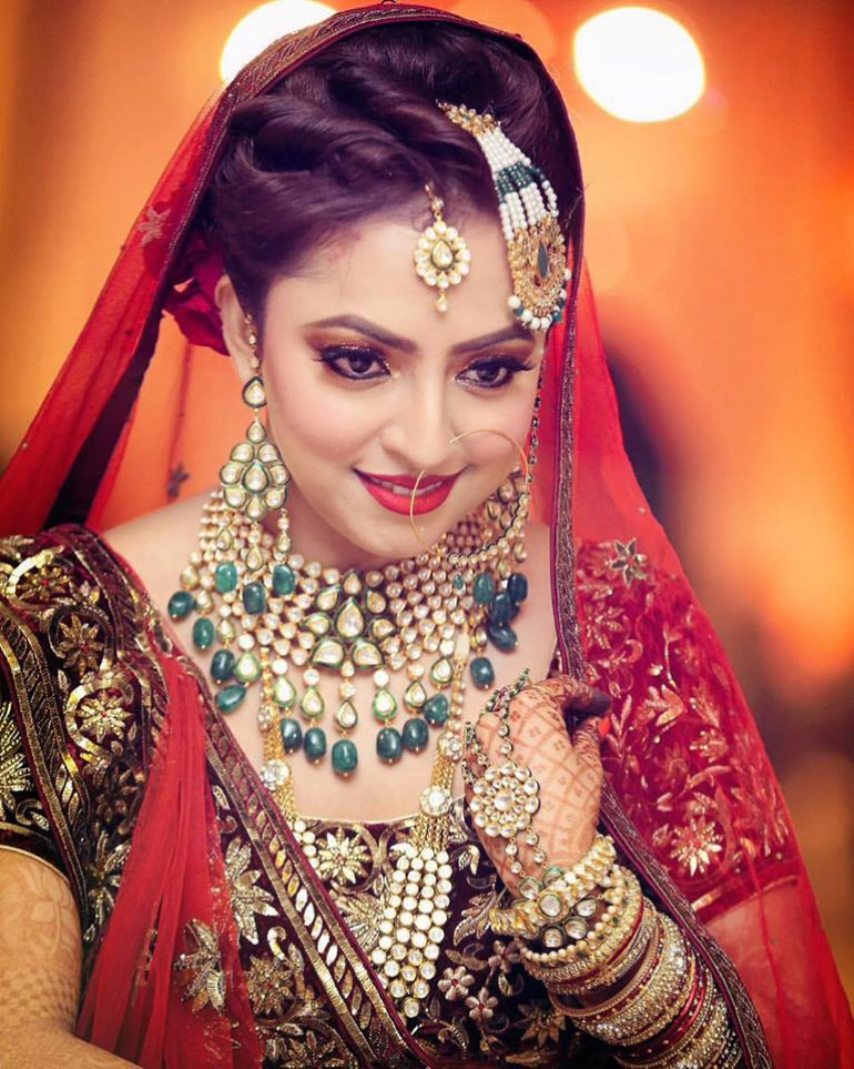 layered jewels - dipak studios