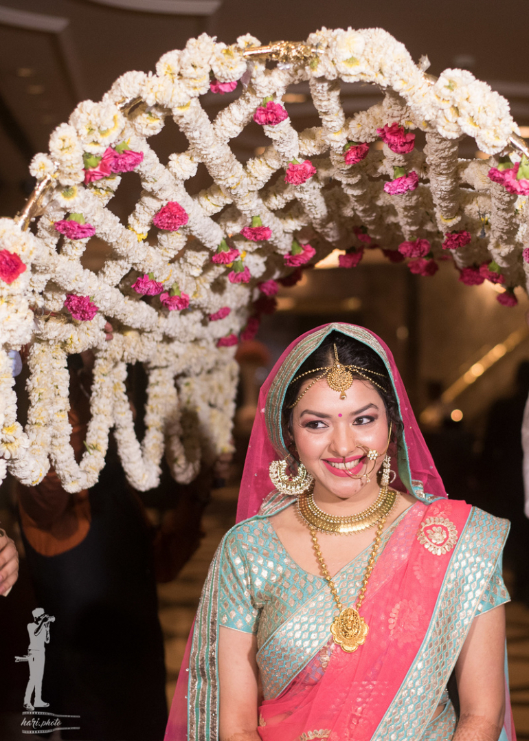 Mogra Garlands - Hari photo