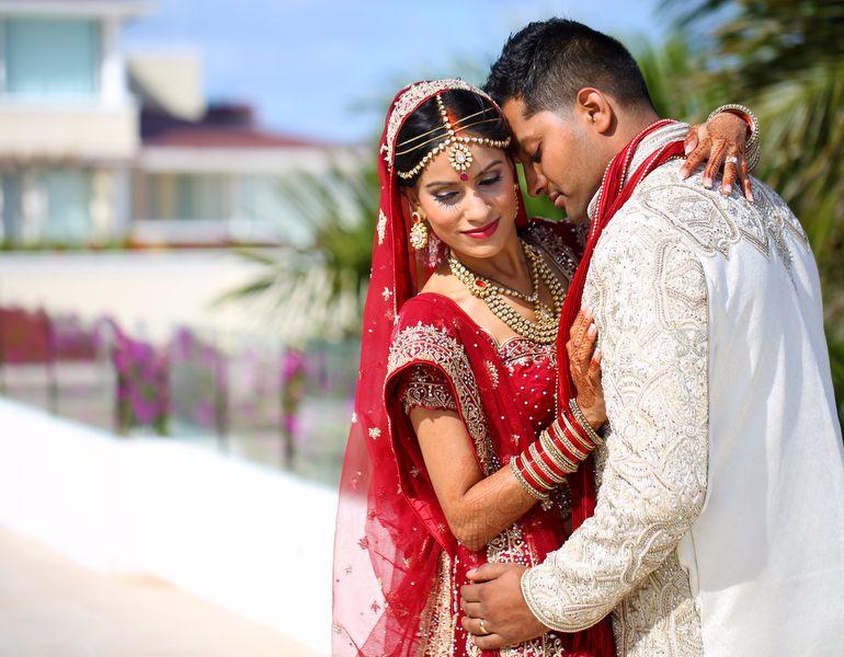 Chic Cancun Indian Hindu Wedding By Jonathan Cossu Photography