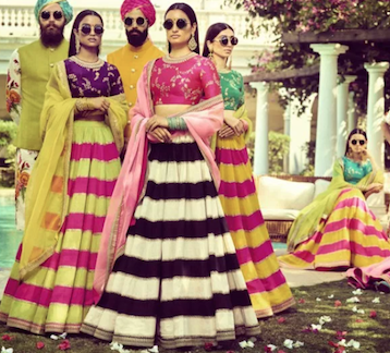 sabyasachi summer collection