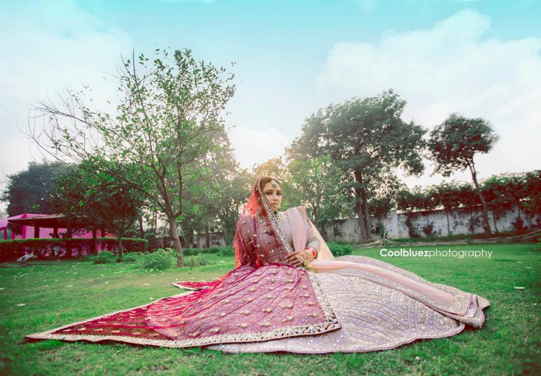 standout dupatta - Coolbluez Photography