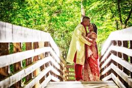 Ravishing Multicultural Wedding By Cesar Chavez Photography