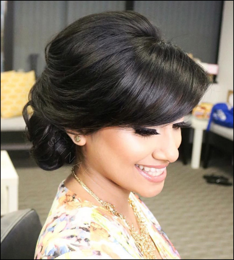 Easy And Trendy Hairdos For Sister Of The Bride/ BBFs