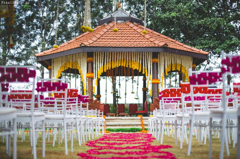 wedding decor - pixel story
