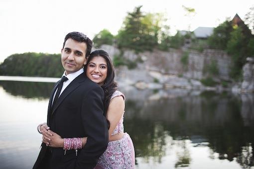 1 Year Anniversary Indian Bridal Photo Shoot - 1