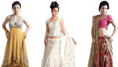 Angarkh.com Indian Bridal Fashion + Discount Code