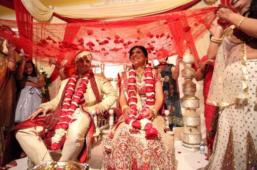 Boston Indian Wedding by Stylish & Hip Wedding Photographers - 1