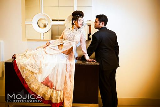 Classy Kansas Indian Reception by Mojica Photography - 3
