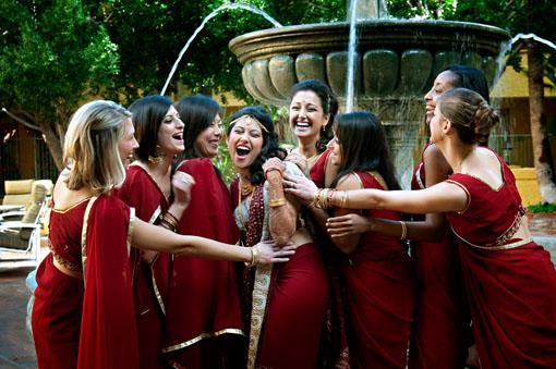 Traditional AZ Hindu Wedding