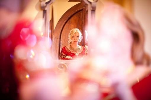 Fusion Outdoor Hindu Wedding by Studio Uma Photography - 1