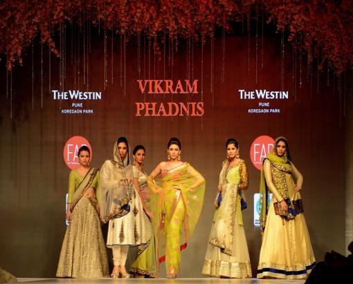 Hotel Westin Pune Bridal Showcase - Indian Wedding Fashion Inspiration