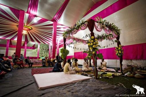 Indian Wedding Mandap Inspiration