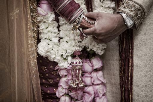 Indian Wedding Portraits in Virginia