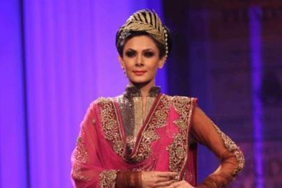 Aamby Valley India Bridal Fashion Week 2012 Vikram Phadnis