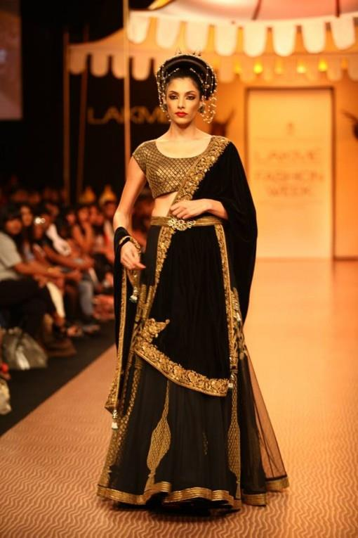 Lakme Fashion Week Winter 2013 Jatin Varma Nikhil