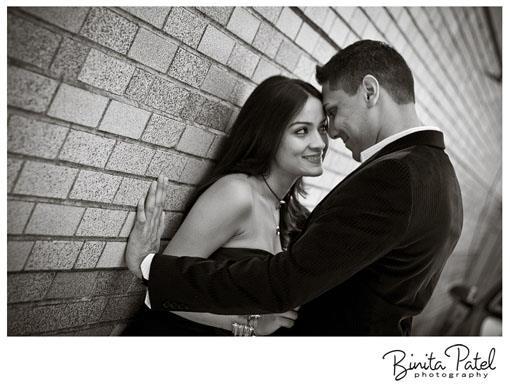 MA South Asian Engagement Photo Session by Binita Patel