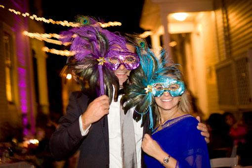 New Orleans Indian Mardi Gras Reception