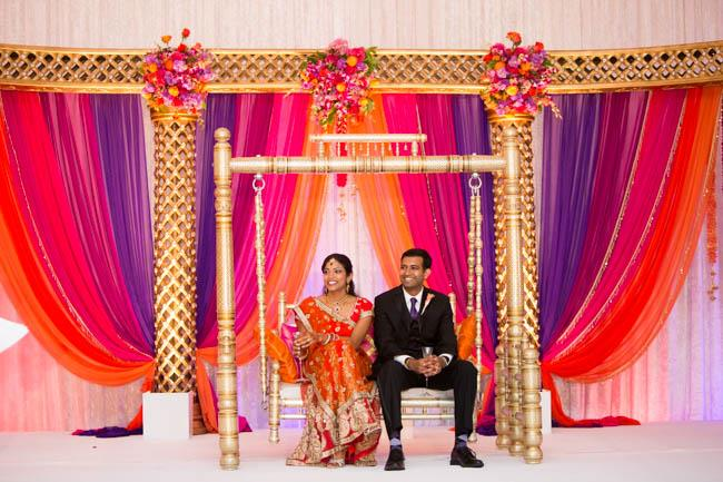 13a indian wedding staging