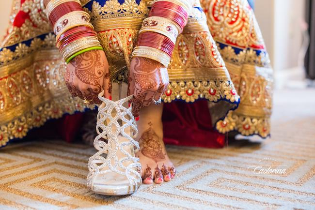 1 Indian Wedding shoes