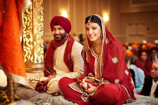 Tennessee Indian Sikh Wedding - Sraddha & Harmit (I)