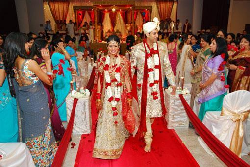 Texas Hindu Indian Wedding By Nico Photography