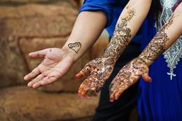 Indian Engagement Mehndi and Party by Special Moments Photography