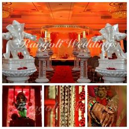 Rangoli Weddings