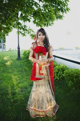 Bengali Indonesian South Asian Wedding by Monika Photo Art