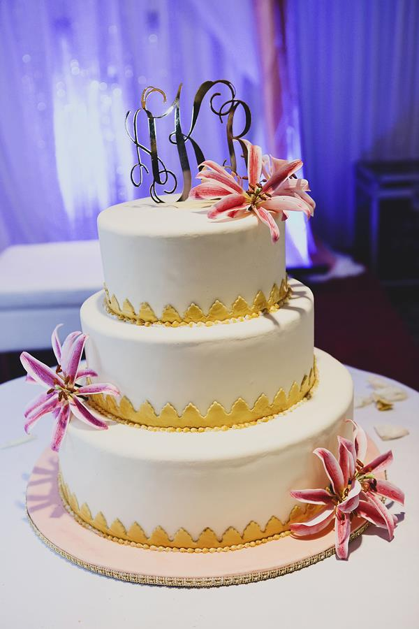 36a indian wedding cake