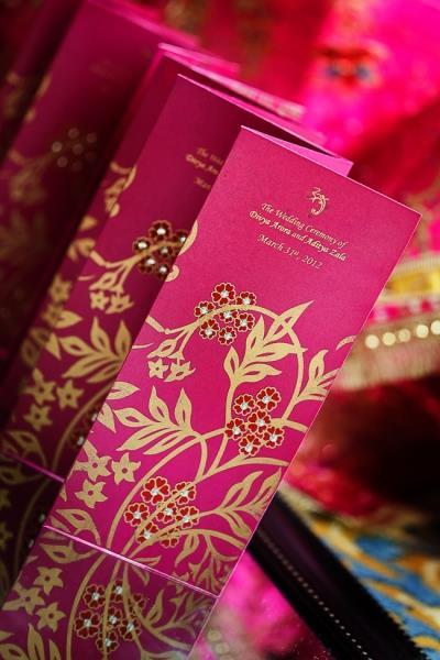 Florida Pink Hindu Wedding By Nadia D Photography