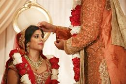 Chicago Illinois Hindu Wedding by Husar Photography