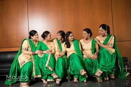Beautiful Sikh Wedding in Kansas by Mojica Photography