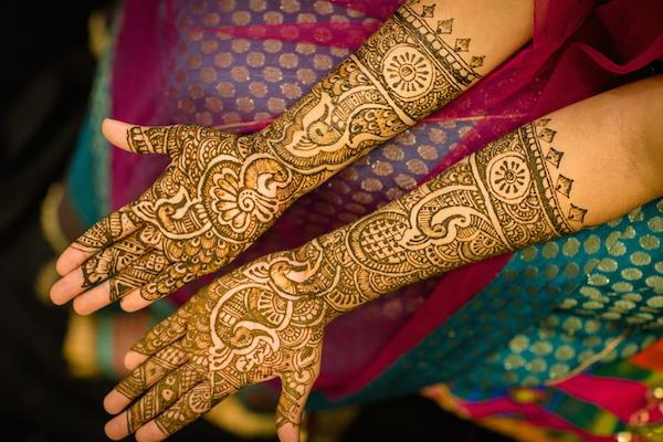 1a indian wedding mehndi
