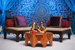 Fusion Indian Wedding by Carrie Wildes Photography