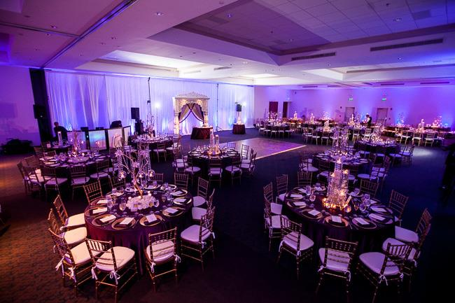 47a indian wedding reception decor