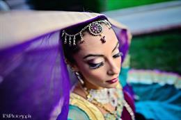Indian Wedding Styled Shoot by AISM Photography and The Beautique by Sapna