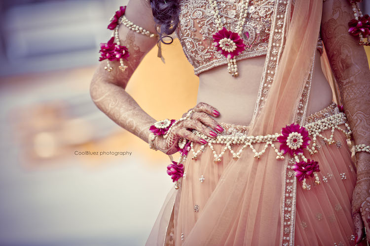 bridal mehndi accessories