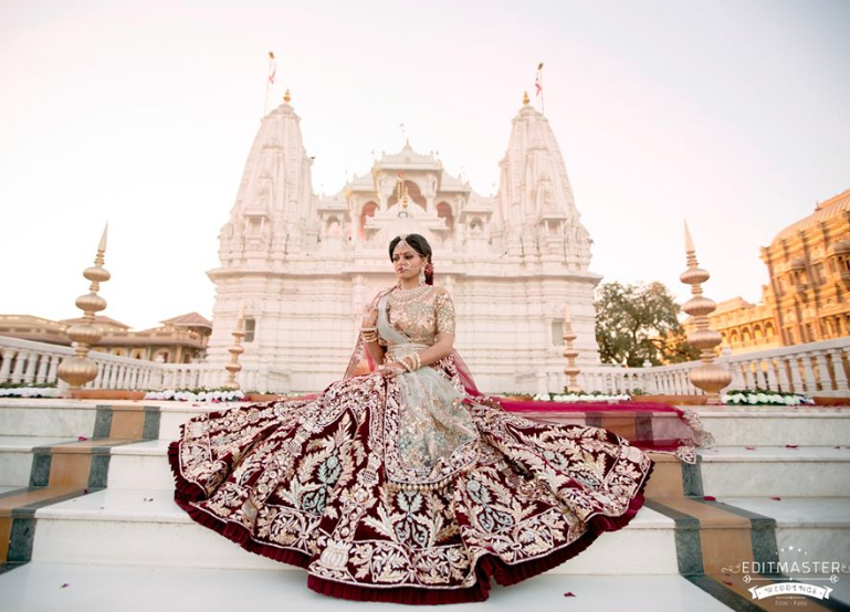 indian bridal trends