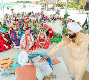 indian destination wedding cost