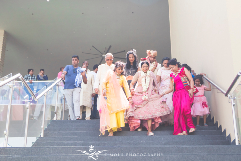 indian wedding bidaai