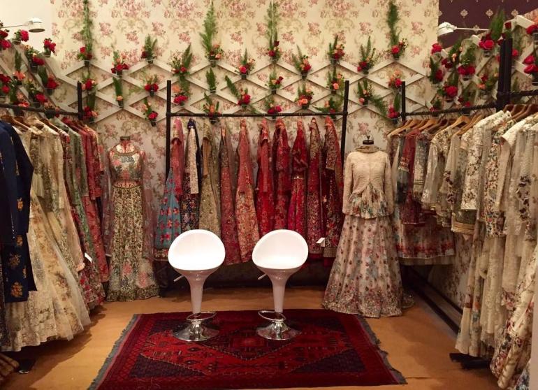India S Bridal Extravaganza Vogue Wedding Show 2016